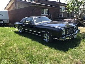 1976 Monte Carlo MINT CONDITION