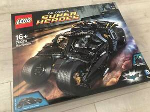LEGO 76023 - TUMBLER - DC Comics Super Heroes - Unopened - New