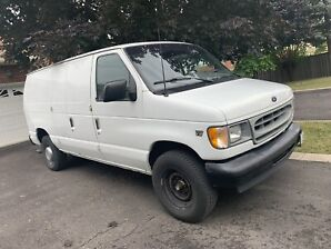 FORD E350 WORK HORSE