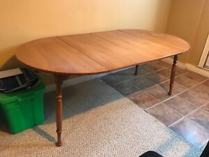 Roxton Table and Chairs + extras