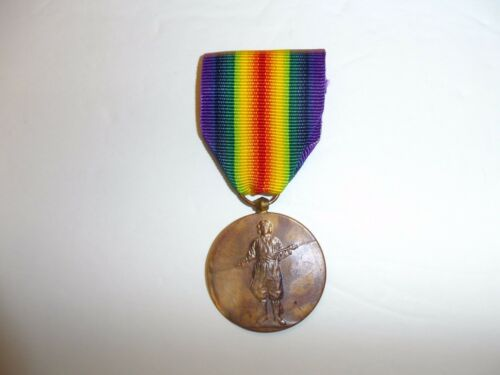 0304 WW1 Victory medal for Japan Japanese replica R17C