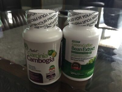 dietary supplements Garcinia Cambogia and Green Coffee Bean Clipping