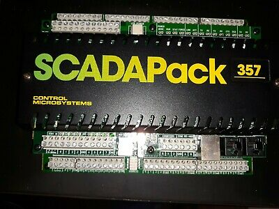 Scadapack Tbup 357-1a20-ab20 Is In Perfect Working Condition
