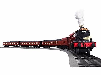 LIONEL 6-83620 HARRY POTTER  HOGWARTS LIONCHIEF TRAIN SET - NEW - SEALED
