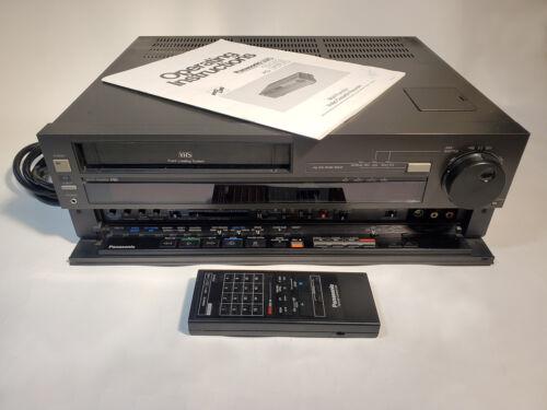 Vintage PRO Panasonic GX4 AG-1950 VHS Editing VCR