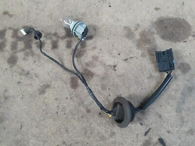 Peugeot 307 CC Outer Rear Light Wiring Loom Harness Bulb 180 HDI Cabriolet