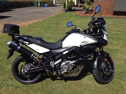 2012 DL650 Vstrom Lancefield Macedon Ranges Preview