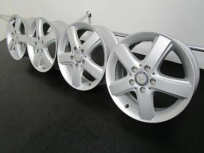Original Mercedes A B Klasse W169 W245 Alufelgen Satz 16 Zoll A1694010302 V710/5