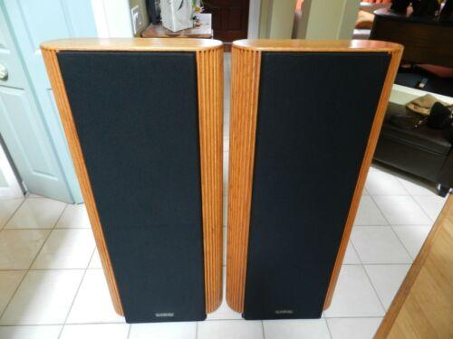 Infinity Kappa 8 Floor Standing Audiophile Vintage Speakers