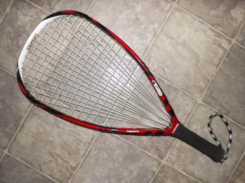 Head AMP 175 Microgel Metallix Racquetball Racquet