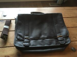 French connection briefcase/ bag