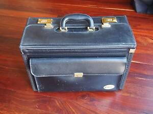 1980s Echolac leather briefcase Manning South Perth Area Preview