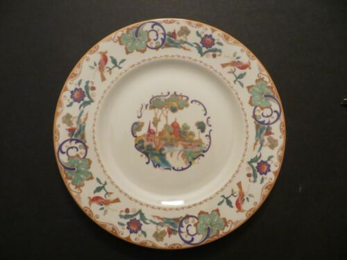 Syracuse Old Ivory OPCo. Shalimar Dinner Plate 10""