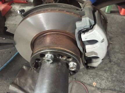Wanted: On car disc machining