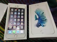 IPHONE 6s PLUS 128GB WHITE New Concord Canada Bay Area Preview