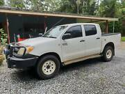 2007 Toyota Hilux SR - Dual cab turbo diesel Cow Bay Cairns Surrounds Preview