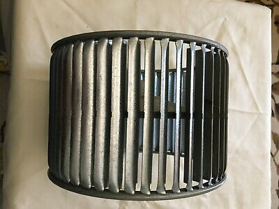 10 12 Diameter Squirrel Cage Blower Fan For Hvac Units. Excellent Condition