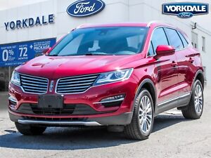 2015 Lincoln MKC   Leather, Moon Roof, Navigation, Alloys, AWD