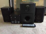 TEAC micro hi-fi system CD/DVD Coburg Moreland Area Preview