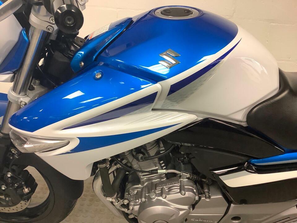 Suzuki GW 250 GW250 ZL5 Inazuma 2016 / 16 - Only 4410 miles