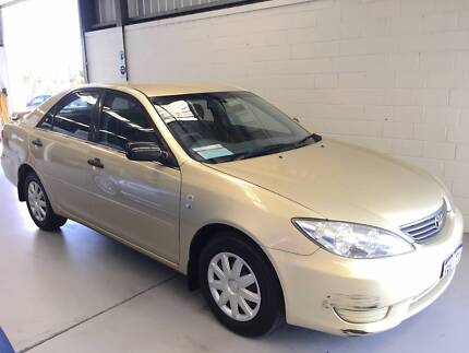 2005 Toyota Camry AUTOMATIC (Only 146,749 K's) FULL HISTORY