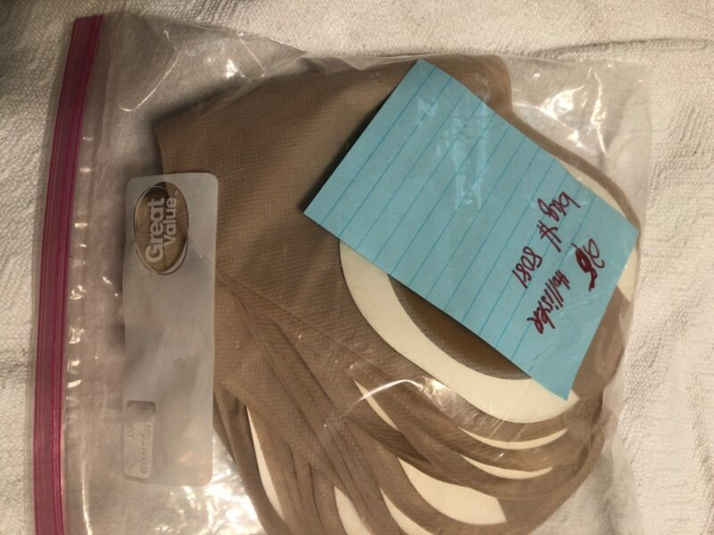26 hollister 8081 ostomy bags cut to fit