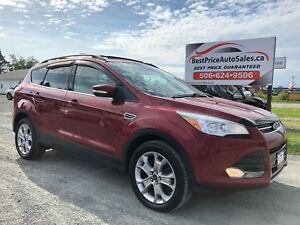 2013 Ford Escape SOLD!!!!!!!!!! SEL! 4X4! PANO ROOF! CERTIFIED!