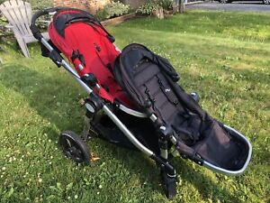 Baby Jogger by City Select w' Double Seat