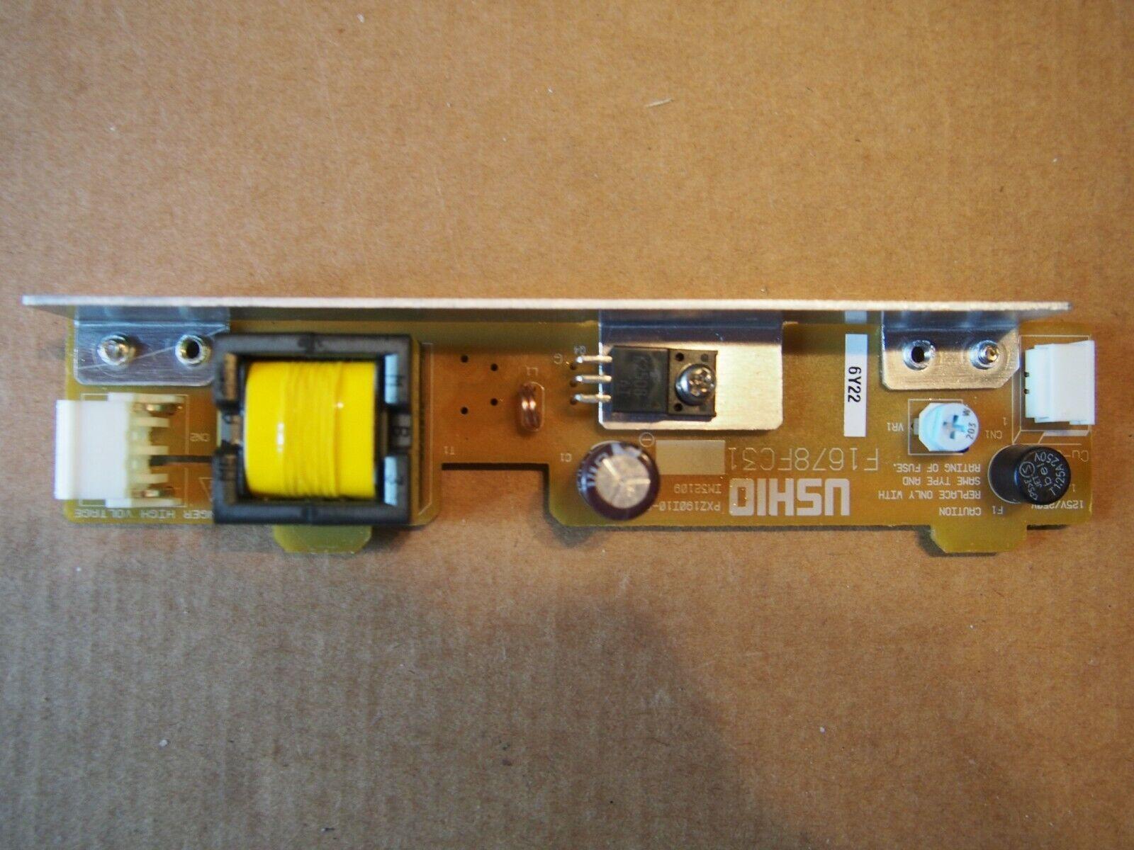 Carte USHIO F1678FC31
