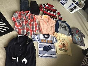 Boys 4t clothes like new