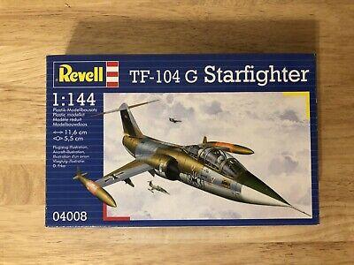 Revell 1/144 TF-104G Starfighter 04008 Complete