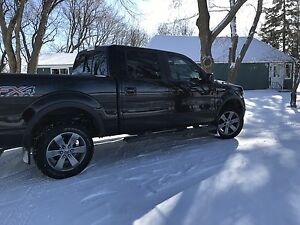 2013 Ford F-150 FX4, Luxury Package