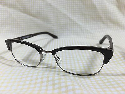 Bobbi Brown The Village PB10 Brown Reading Eyeglasses 51 17 135 +1.00