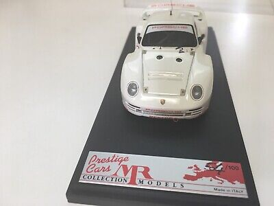 Porsche 961 1/43 Scale Resin Model Car By MR Collection Italy