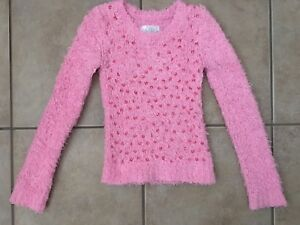 Girls size 7 Justice sweaters