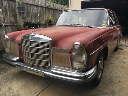 1971 Mercedes Benz 280S Springvale South Greater Dandenong Preview