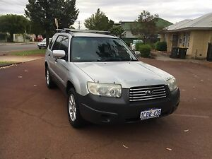 2005 Subaru Forester Wagon $6750 ( EXTREMELY LOW 97 203 KM) Leederville Vincent Area Preview