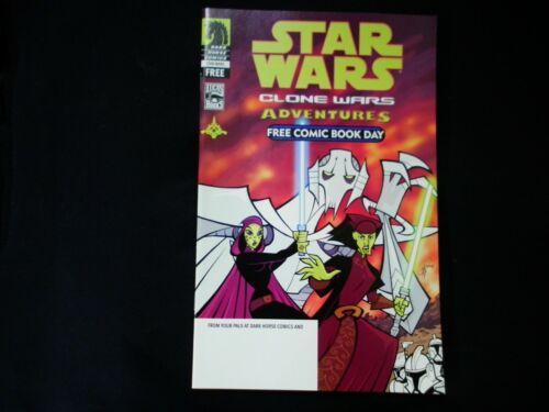 Star Wars Clone Wars Adventures 1st General Grievous(FCBD) 2004 (High Grade)
