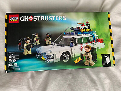 LEGO IDEA Ghostbusters Ecto-1 (21108) New in Box Retired