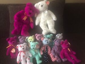 Beanie Babies - Collectibles / Rare - Great gift ideas
