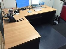 Office Desk and Return As New Condition Only 6 Months Old Mitcham Whitehorse Area Preview