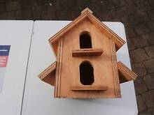 Birdhouse - Small - handmade from recycled plywood Peakhurst Hurstville Area Preview