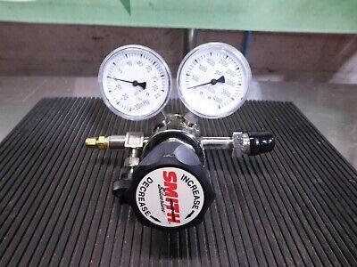 Miller-smith 220-4109 High Purity Gas Regulator Ar He N Cga-580