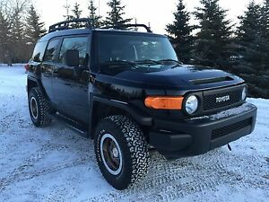 Custom TRD Supercharged Toyota FJ Cruiser  Price Reduced