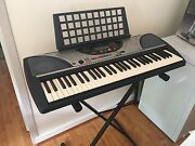 Yamaha PSR-240 61-key Touch Sensitive Keyboard (with stand) Armadale Stonnington Area Preview