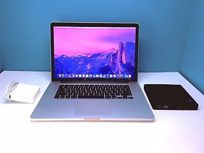 "Apple MacBook Pro 15"" RETINA 2.2Ghz Core i7 2014-2015 *Warranty* 1TB+ Storage"