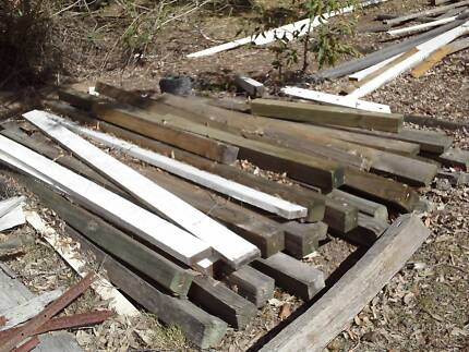 25 TREATED PINE POSTS 100X100 LONG LENGTHS Dungog Dungog Area Preview