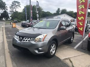 2013 Nissan Rogue 2013 Nissan Rogue - AWD 4dr S