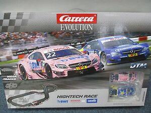 Carrerabahn DTM Evolution Hightech Race BWT  Euronics!!!