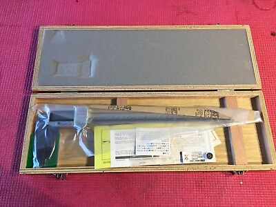 New Mitutoyo Nib Jaw 12 Digital Caliper 550-341-10 Wspc Ip67